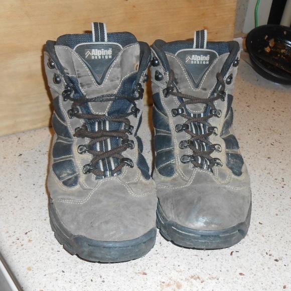 alpine design men's picco waterproof hiking boots